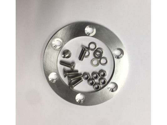 Petrol cap flange Ring