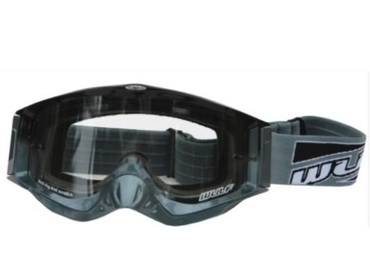 Wulfsport Shade Goggles Grey  (Adult)