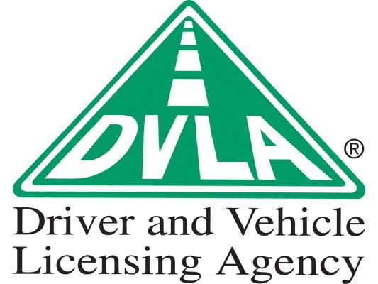 DVLA Registration Fee