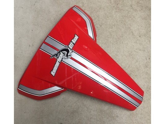 Hammerhead GTS 150 Bonnet RED