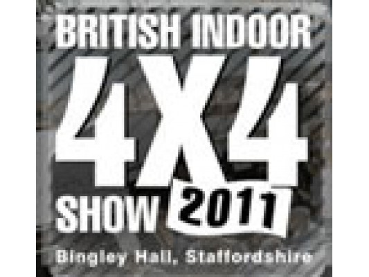 4x4 Show Bingley Hall Stafford