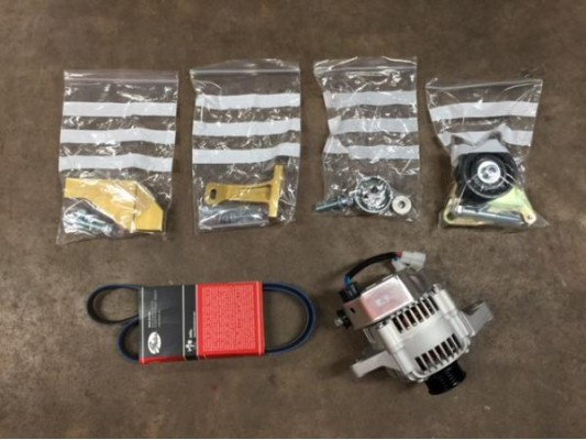 Ford Zetec-R Alternator Kit v1