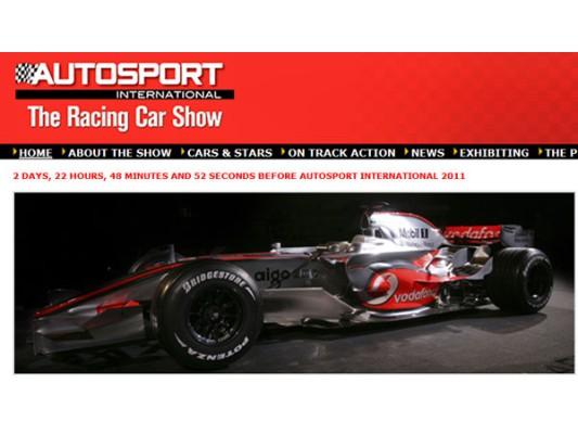Autosports 2011 (13-16 Jan)