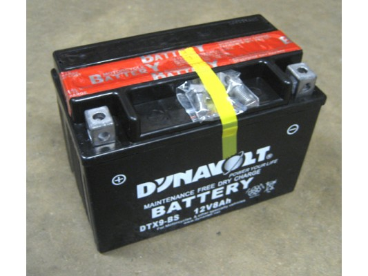 Ripstar 150cc - Battery 12v