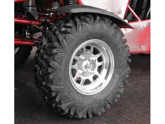 Howie Block Tread R/L Tyre set