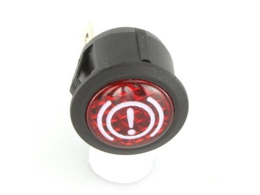 Vigilante Brake warning Light