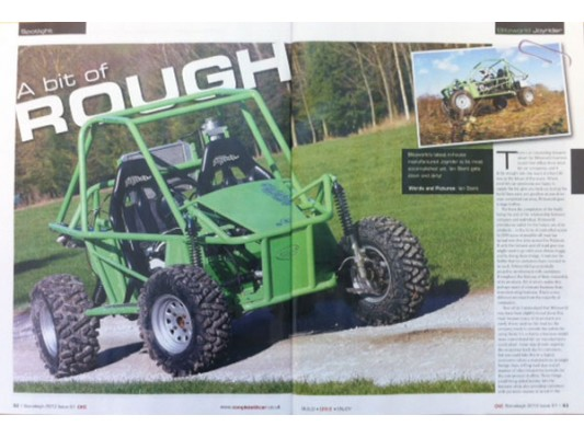 Joyrider - Magazine feature