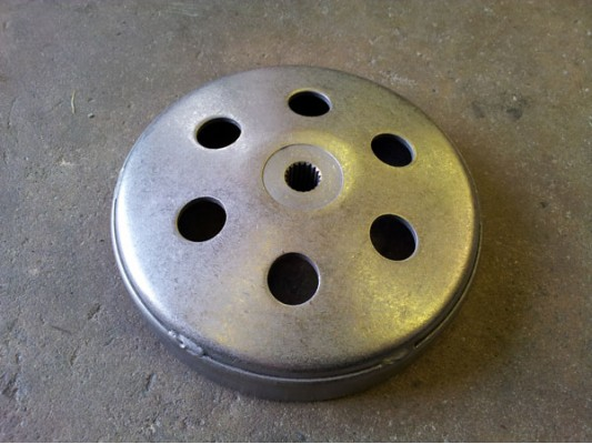 Clutch Housing drum 250cc Buggy