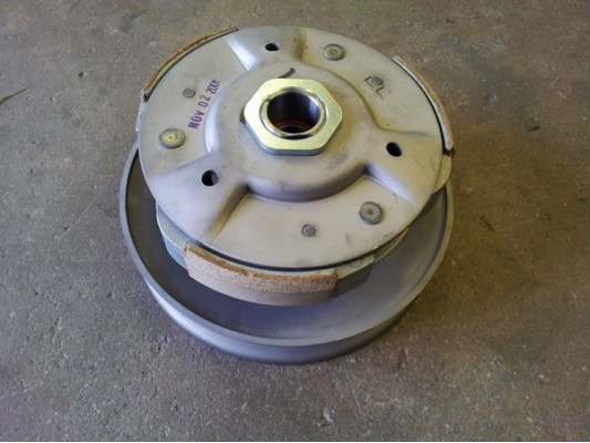 Quadzilla Midi RV 150cc Clutch (uprated)