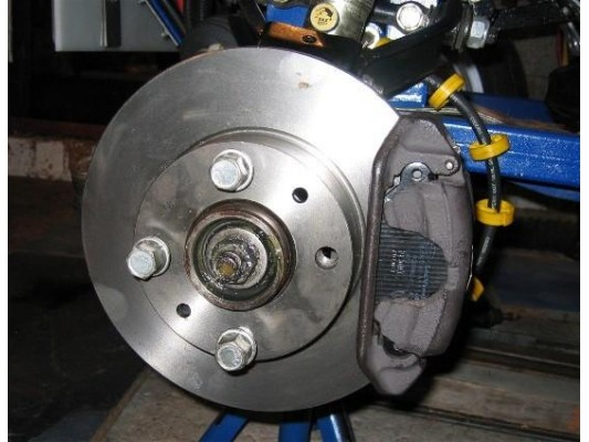 Disc Brake Fiat126 - Blitz 1 & KR2