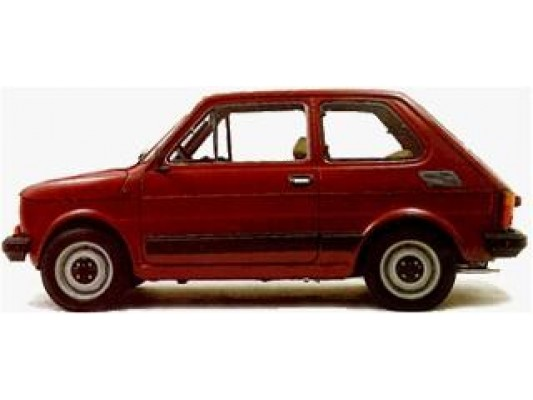 Fiat 126 (Donor Car)