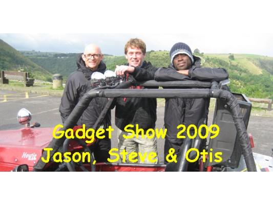 Gadget Show 2009 Extreme Challange