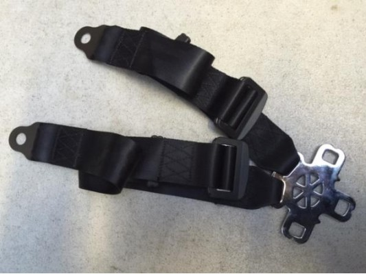 Hammerhead GTS shoulder Seatbelt
