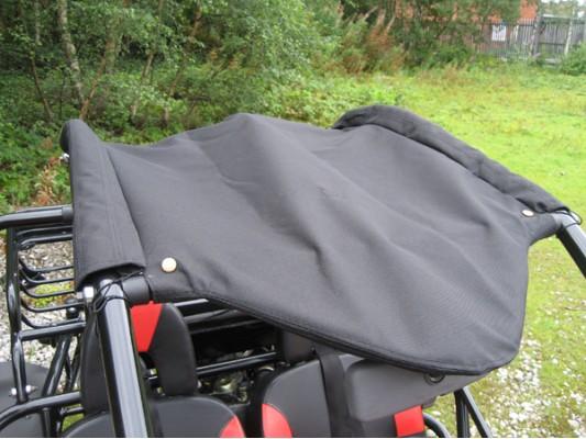 Hammerhead 250 - Soft top Roof