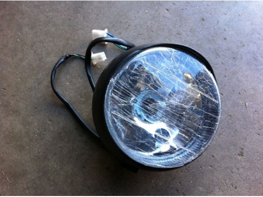 Quadzilla Midi RV 150 headlight