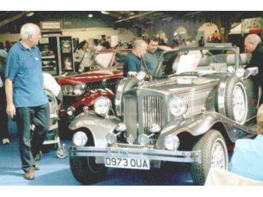Harrogate Kit Car Show - Flyer