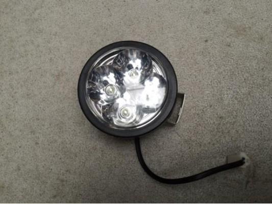 Quadzilla MID bug headlight