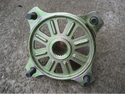 Hammerhead 250cc Rear wheel Hub Spider
