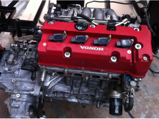 Honda Type R engine