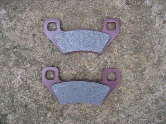 Howie Brake Pads Front