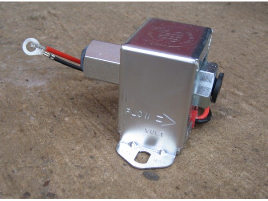 Howie Facet Uprated electric fuel pump