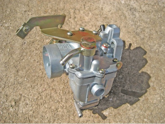 Howie Joyner 650cc standard Carb