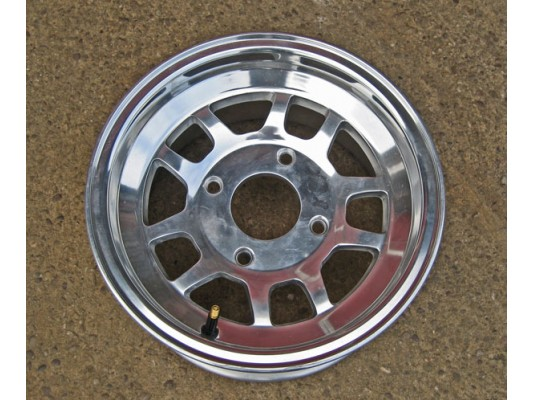 Joyrider alloy wheel 12""