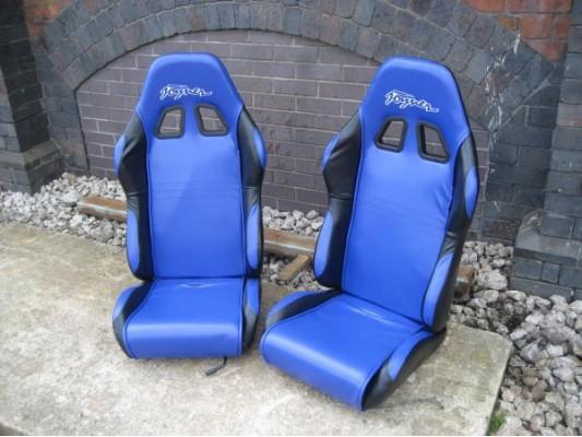 Howie Joyner vynile Seats USED