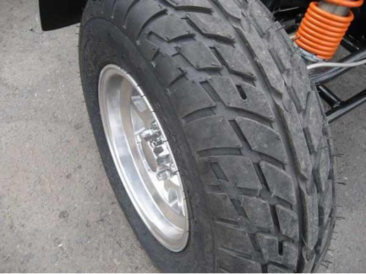 Howie Road Legal Front Tyres