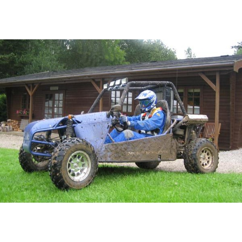 Joyner Road Legal Buggy, on and off road use, 4 stroke 650cc