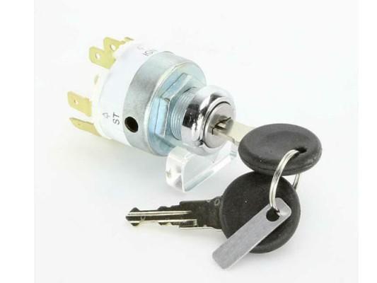 Vigilante Universal Ignition Key barrel / Start Switch