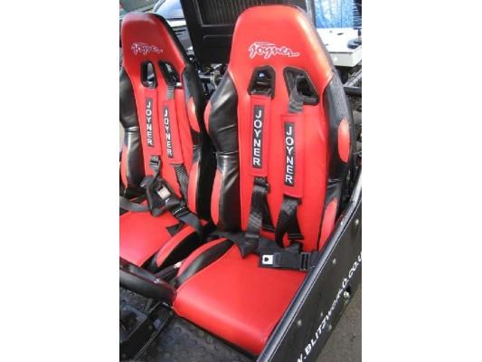 Joyrider / Howie Joyner vinyl Seats (Red)