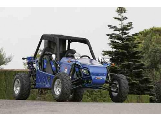 Howie 650cc Road Legal Buggy