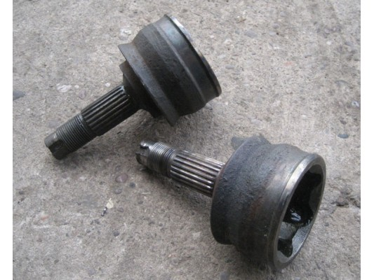 Joyrider - Drive shaft ends