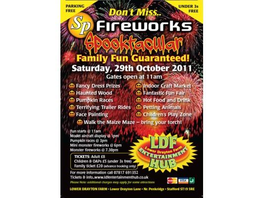 Fireworks Spectacular & Blitzworld