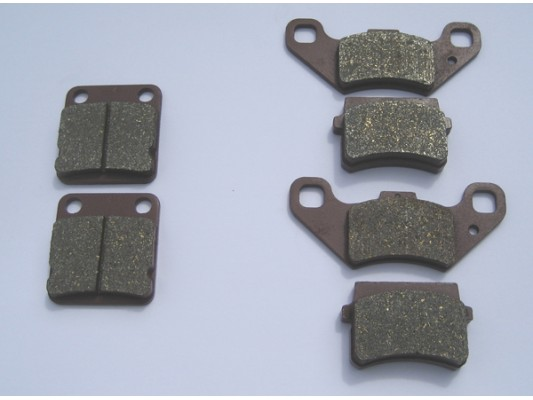 Quadzilla Midi RV II - Brake pads set