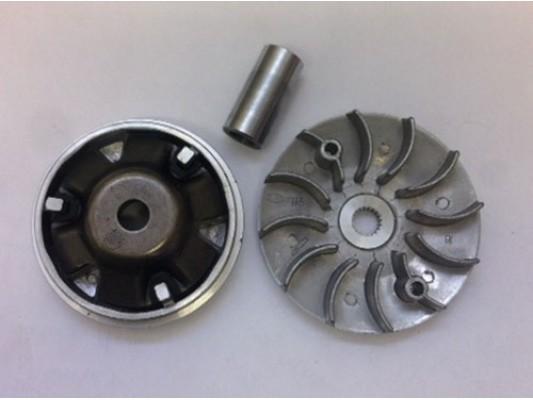 RL300 variator clutch