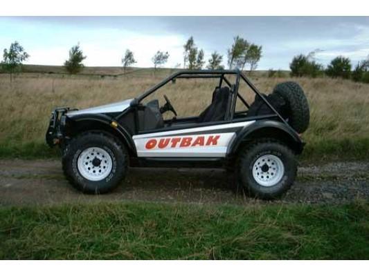 Outbak 4x4 (Suzuki Vitara)