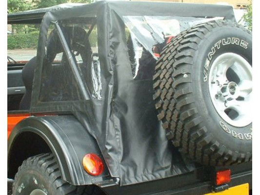 Outbak - Soft top Roof