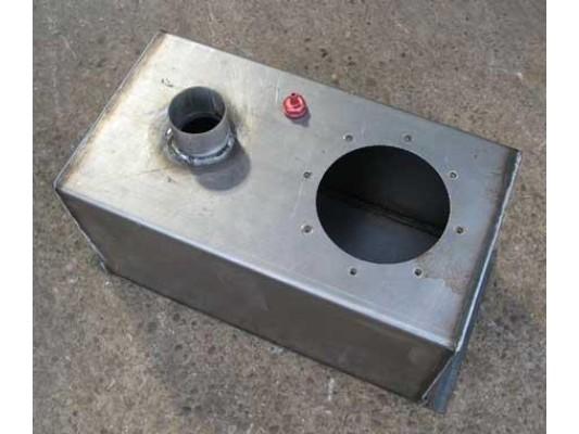 Joyrider - Petrol Tank (Steel)