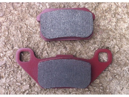 PGO 250 Rear Brake Pads