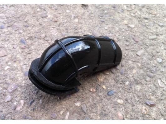 Quadzilla Midi RV - Breather pipe