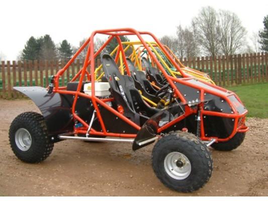 Rally-Kart (Honda powered)