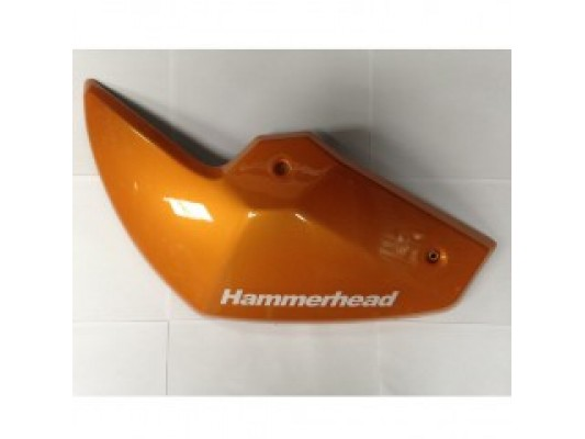 Hammerhead GTS Rear Mudguard Gold LEFT