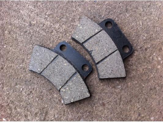 RL500 rear handbrake pads