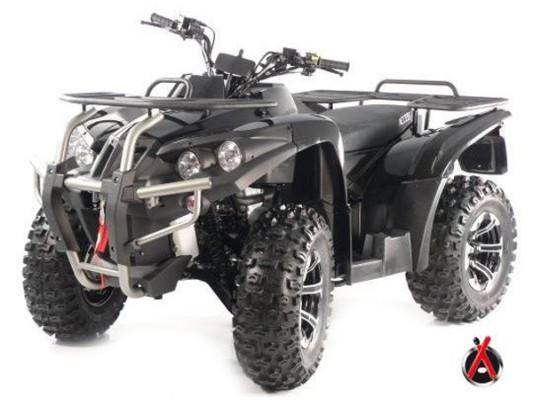 Apache - RLX 400 4x4 Quad