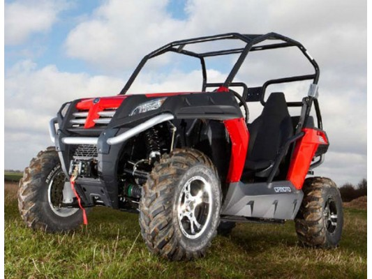 Z6 Road Legal Buggy