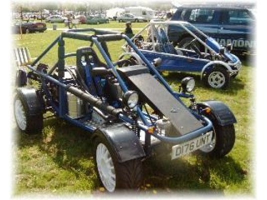 Stoneleigh 2 May 2005
