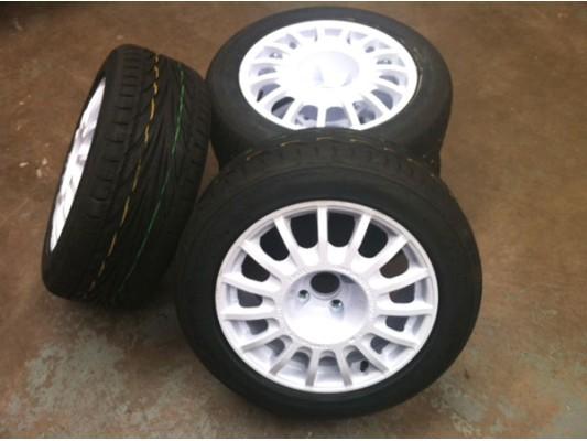 Joyrider - Compomotive TH3 Wheels & Tyres