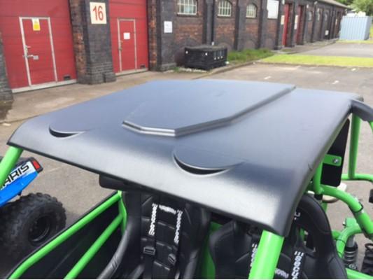 Vigilante ABS molded Roof